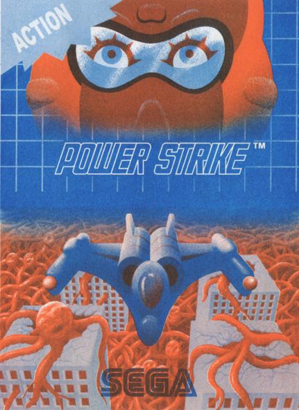 Power Strike Cover